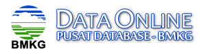 DATA ONLINE - PUSAT DATABASE - BMKG