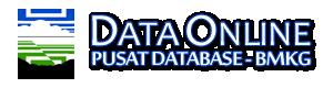 DATA ONLINE - PUSAT DATABASE - BMKG